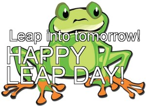 Leap Day 02292016
