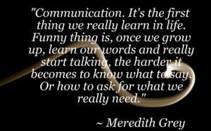 Authentic Communication 052316